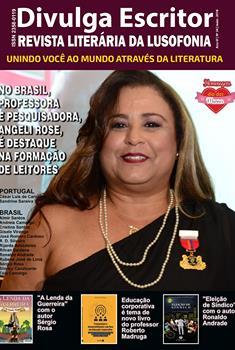 """""""Portal de Luz"""" na 34a Divulga Escritor: Revista Literária da Lusofonia!"""
