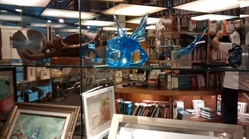 "Confira algumas esculturas na ""Livraria Cultura Artes"" do Conjunto Nacional"