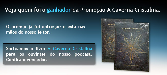 "Granhador do ""A Caverna Cristalina"" no Portal Nerd-Up"