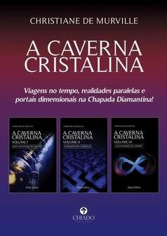 "A trilogia ""A Caverna Cristalina"" na  Flipoços"