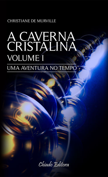 """Uma super resenha do """"A Caverna Cristalina: Uma aventura no tempo"""" no canal do Youtube """"Aventuras na Leitura""""!"""