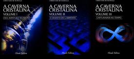 """Resenha do """"A Caverna Cristalina – Capturados no tempo"""" e mais um SORTEIO! Participe!"""